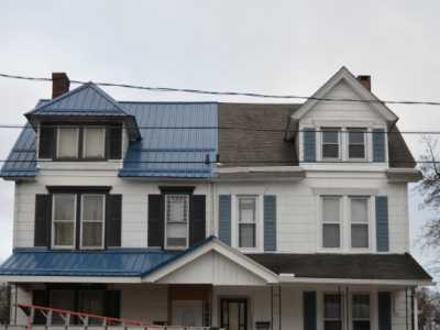 Allentown PA Metal Roofing