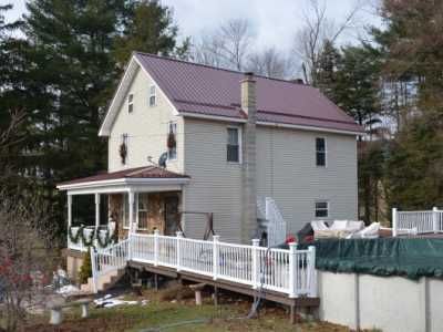 Barnesville PA 1 Metal Roofing