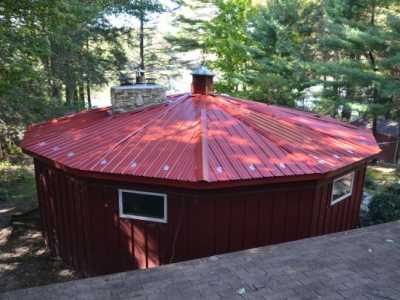 Shickshinny PA 5 Metal Roofing