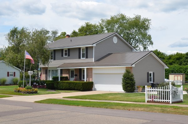 Usa Home Improvement Solutions Metal Roof Photos
